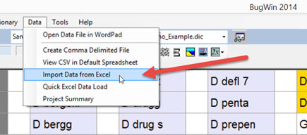 Import Excel